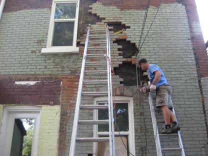 Damski Masonry - Masonry & Bricklaying Contractors