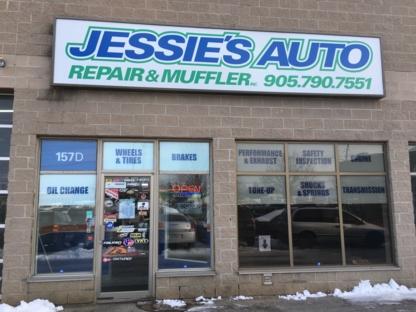 Jessie Auto Repair - Auto Repair Garages - 905-790-7551