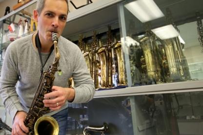Massullo Music Ltd - Musical Instrument Stores - 604-294-1777