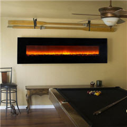 The Original Flame - Fireplaces