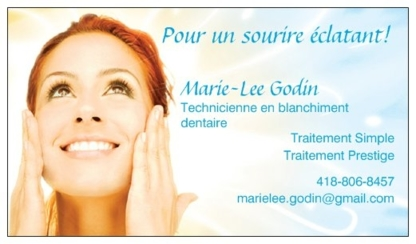 La Fée des Dents - Teeth Whitening Services - 418-433-0767