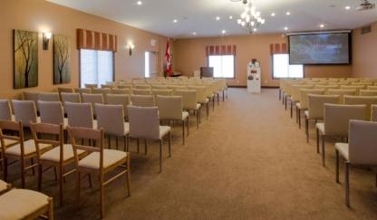 Red Deer Funeral Home & Crematorium - Funeral Homes - 587-802-1971