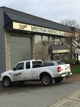 Spectrum Painting Ltd - Painters - 604-437-9150