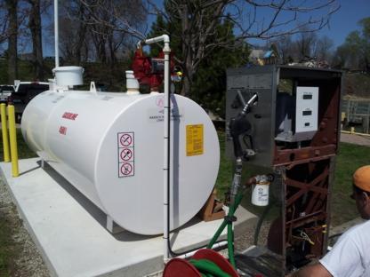 TDM Service Inc - Installation et enlèvement de réservoirs