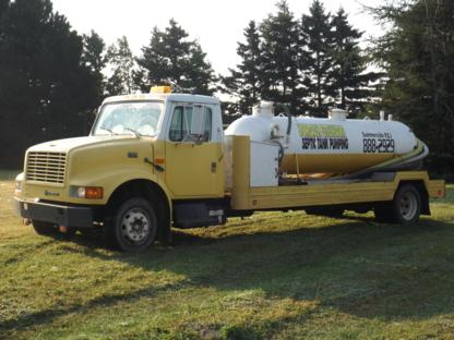 Stewart Jordan Septic Tank Pumping Service - Nettoyage de fosses septiques