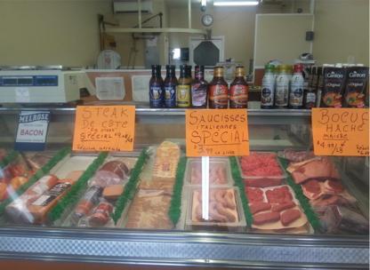 Boucherie Allard & Belisle Enr - Butcher Shops - 819-663-4395