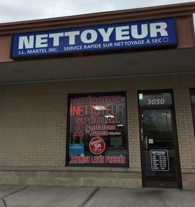 Nettoyeur J L Martel - Dry Cleaners - 450-676-1011
