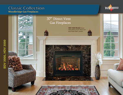 Woodbridge Fireplace - Fireplaces - 905-564-3001