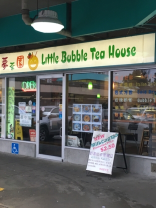 Little Bubble Tea House - Thé - 604-251-7979