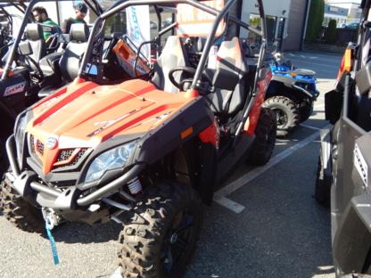 Fraser Valley Power Sports - All-Terrain Vehicles