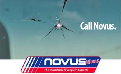 NOVUS Glass - Pare-brises et vitres d'autos