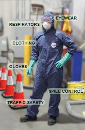 Ontario Safety Products Inc - Safety Equipment & Clothing - 416-297-1911