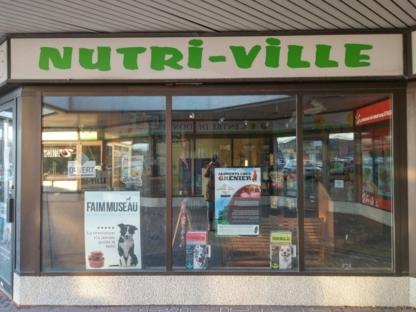 Nutriville - Magasins d'accessoires et de nourriture pour animaux - 450-669-5561