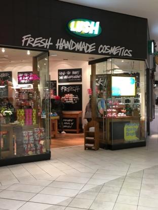 LUSH Fresh Handmade Cosmetics - Hairdressers & Beauty Salons