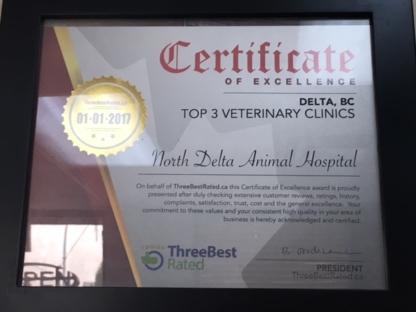 North Delta Animal Hospital - Veterinarians - 604-596-8252