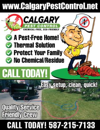 Calgary Pest Control - Pest Control Services - 403-966-4074