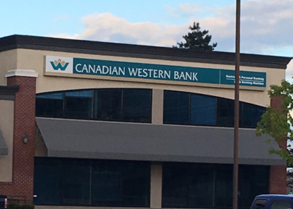 Canadian Western Bank - Banks - 604-540-8829