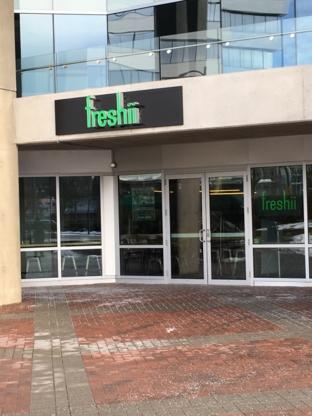 Freshii - Restaurants - 604-253-3732