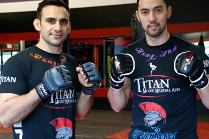 Titan Mixed Martial Arts - Sport Clubs & Organizations