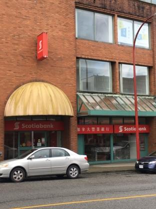 Scotiabank - Banques - 604-668-2163