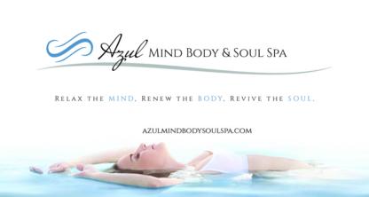 Azul Mind Body & Soul Spa - 905-873-9291