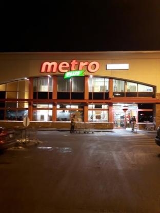 Metro Plus - Épiceries - 514-364-3492