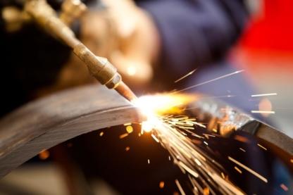 Les Services CR - Welding - 514-887-9622