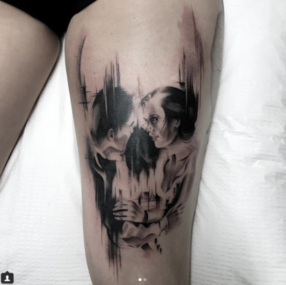 Smilin' Buddha Tattoo Ltd - Tatouage