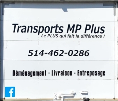Transports MP Plus inc. - Moving Services & Storage Facilities