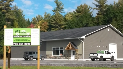 ABC Muskoka Inc - Auto Body Repair & Painting Shops