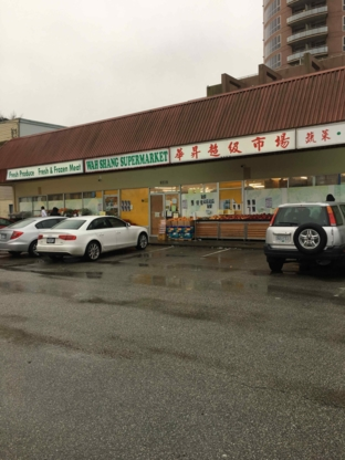 Wah Shang Supermarket Ltd - Grocery Stores - 604-278-8309