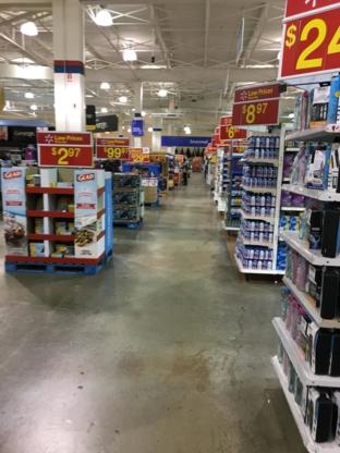 Walmart Supercentre - Department Stores - 604-435-6905