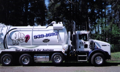 Als Sewage Services - Septic Tank Cleaning