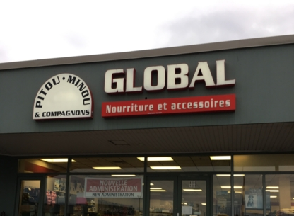 Global Pet Foods - Pet Food & Supply Stores - 450-812-2562