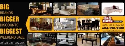 Big Boys Furniture - Furniture Stores