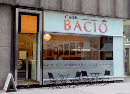 Trattoria Bacio - Breakfast Restaurants - 416-923-2882