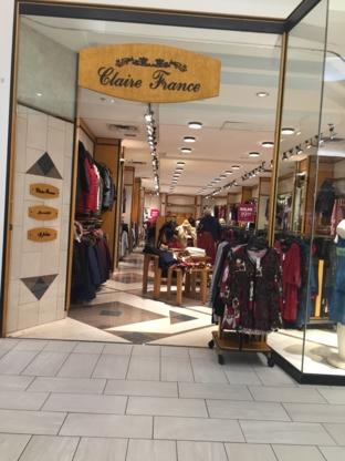 Claire France - Magasins de vêtements de sport - 450-687-2693