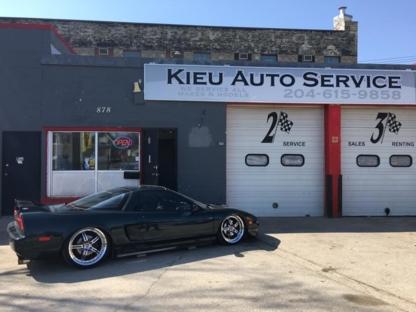 Kieu Auto Service - Garages de réparation d'auto