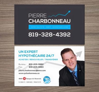 Pierre Charbonneau Spécialiste Hypothécaire - Loans - 819-328-4392