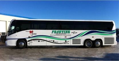 Frontier Bus Lines Ltd - Location de bus et d'autocars
