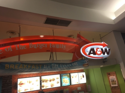 A&W - Restaurants américains - 604-464-7141