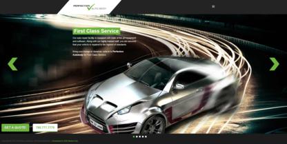 Perfection Autobody - Réparation de carrosserie et peinture automobile
