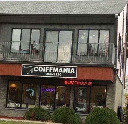 Coiffmania - Salons de coiffure et de beauté - 450-466-3120