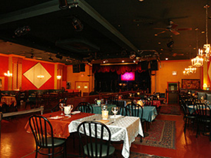 Lula Lounge - Spanish Restaurants - 416-588-0307
