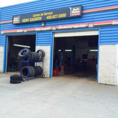 Garage Rémy Gagnon Enr. - Accessoires et pièces d'autos neuves - 450-627-0000