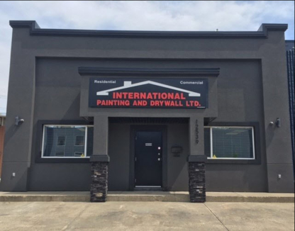 View International Painting & Drywall Co Ltd's Edmonton profile
