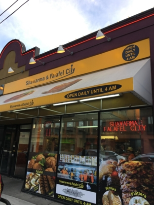 Shawarma & Falafel City - Restaurants moyen-orientaux - 403-452-4979