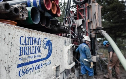 Cathway Water Resources - Well Digging & Exploration Contractors - 867-668-7208