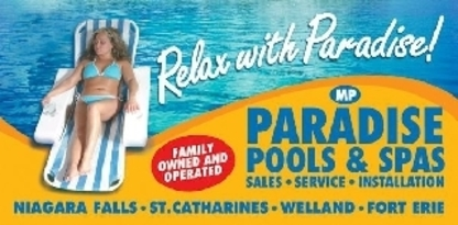MP Paradise Pools And Spas - Swimming Pool Maintenance - 905-871-7038