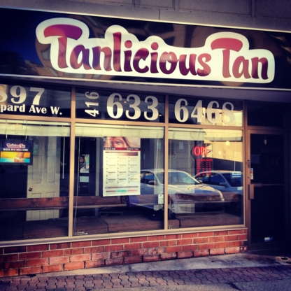 Tanlicious Tan & Laser Clinic - Tanning Salons - 416-633-6468